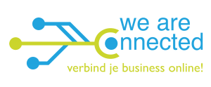 Logo We are connected