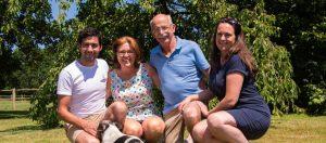 Familie van Domein Tombos