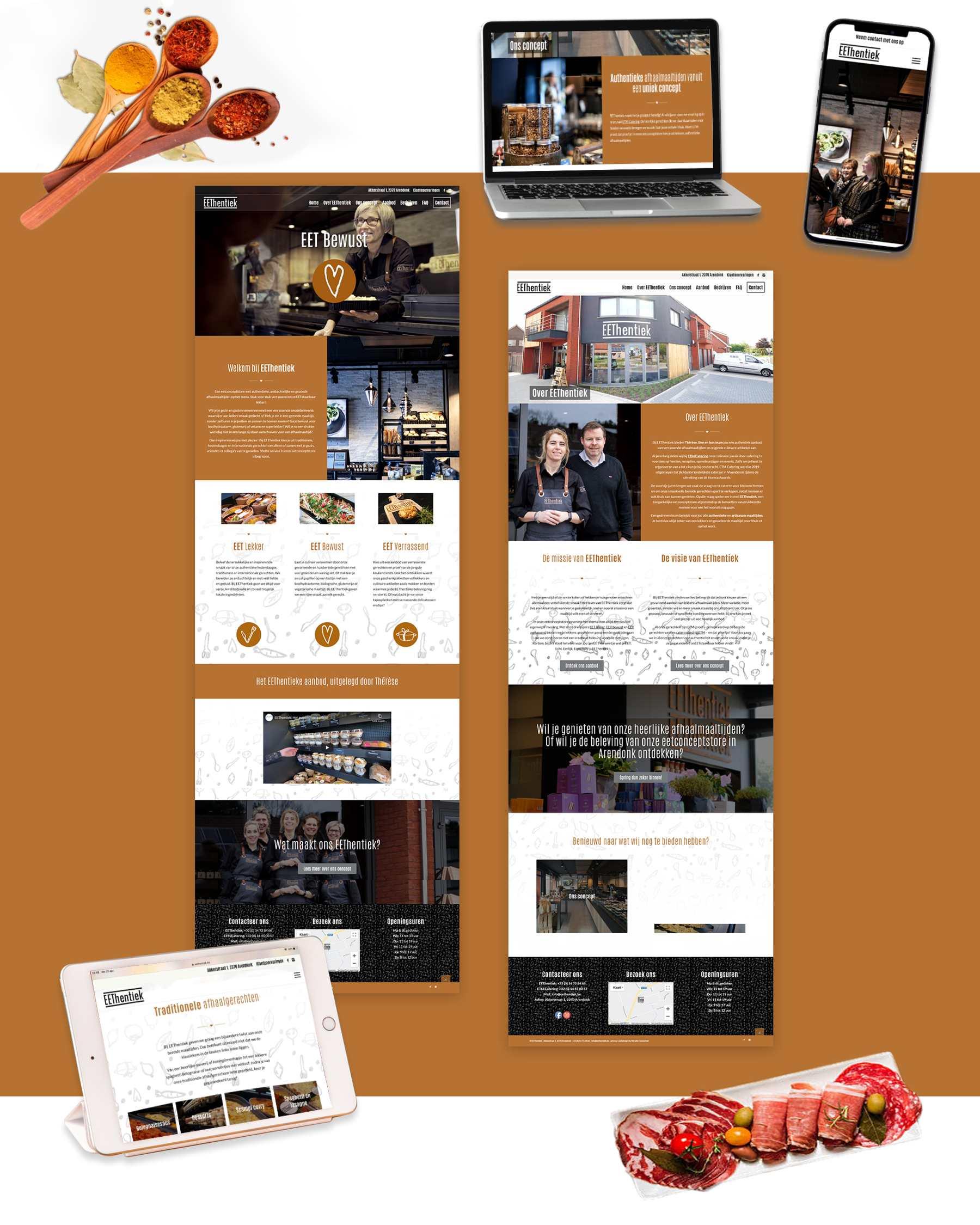 Website Eethentiek