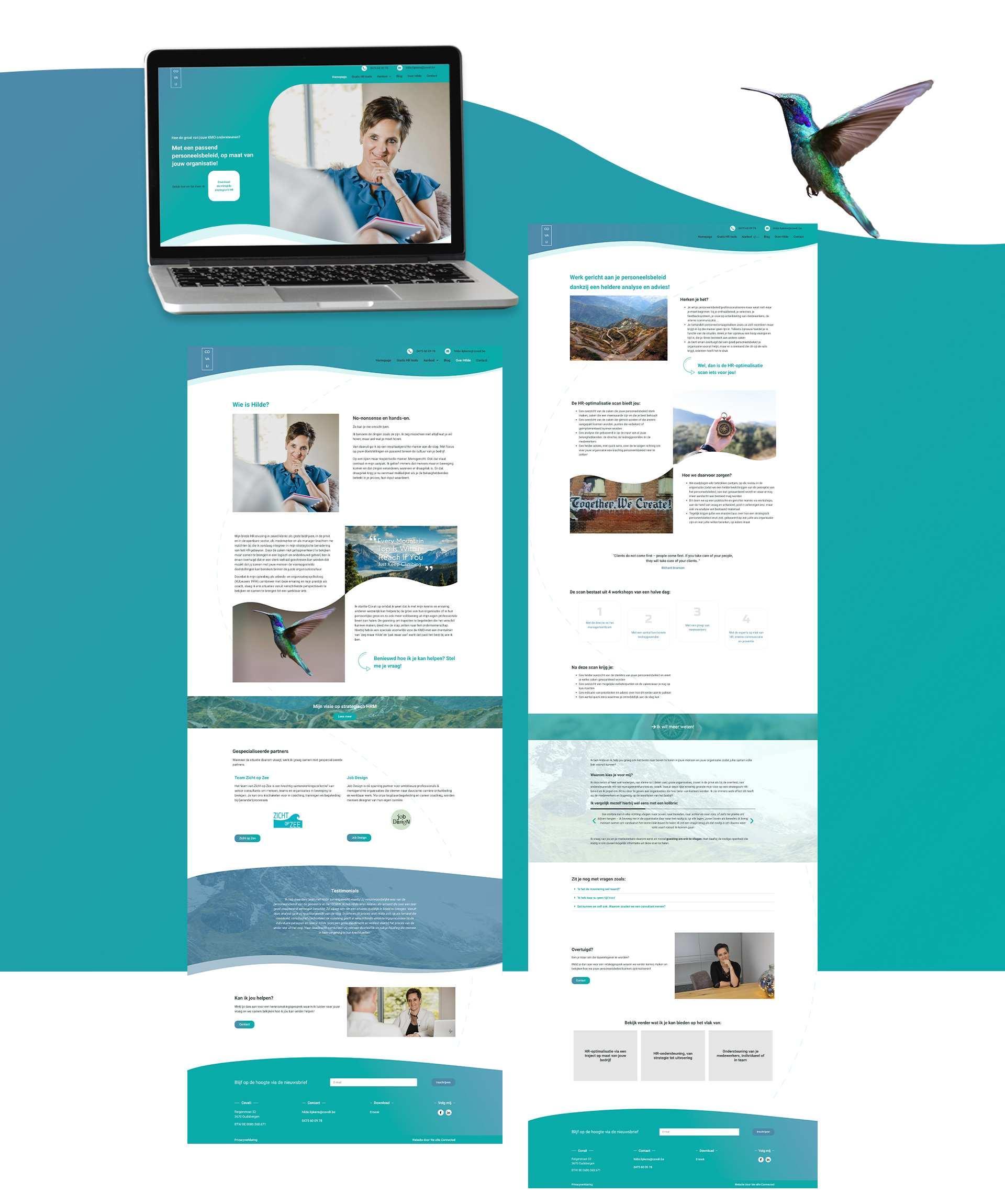 Website Covali