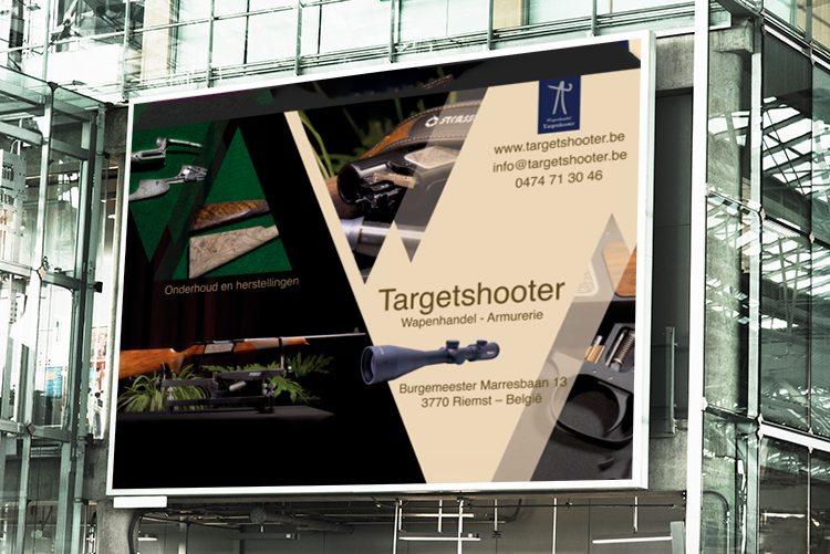 targetshooter-spandoek